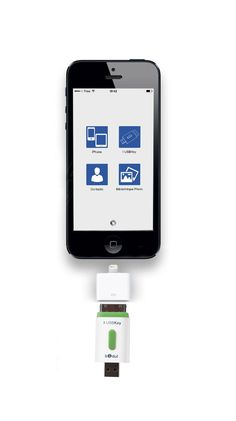 Amazon.com: I-USBKey 32GB - Apple Licensed USB Flash drive for iPhone and iPad: Computers & Accessories