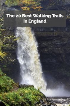 Walking or hiking in England is a great way to see its gorgeous countryside. Check out some of the most picturesque trails here. England And Scotland, European Travel, British Travel, Best Hikes, London Travel, Adventure Travel, Adventure Gear, London England, Great Britain