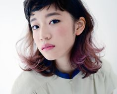 HEAVENS/HOSOI HAIR CATALOG.JP 髪型 ミディアム hair