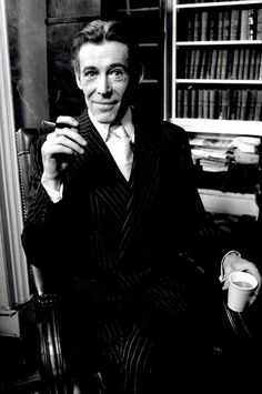 Peter O'Toole, one of my many favorite actors and a truly stylish gentleman…