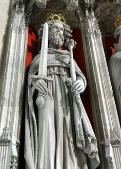 William the Conquer at York Minster