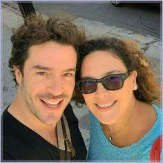 Angie y Juan Pablo Espinosa #lafan