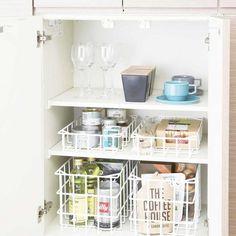 Rangement cuisine plein de bonnes id es on pinterest - Organisation placard cuisine ...