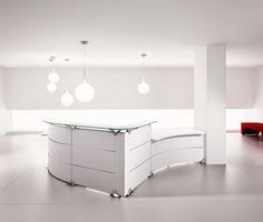 EDISON skranke Edison modulbaserte skrankeprogram produseres av DellaRovere – en av Italias ledende produsenter innen sitt segment.Skrankeserien fås som standard i hele seks ulike farger og leveres med herdet glasstopp. En representativ og elegant klassiker.
