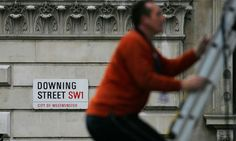 No.10 Downing Street earned the accolade for a range of improvements undertaken in the past five years.