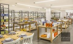 Architectural project in store design photographer