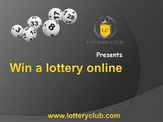 Want to win a lottery online? Sigh Up at https://www.lotteryclub.com to get a chance to win a lot amount of cash prizes.