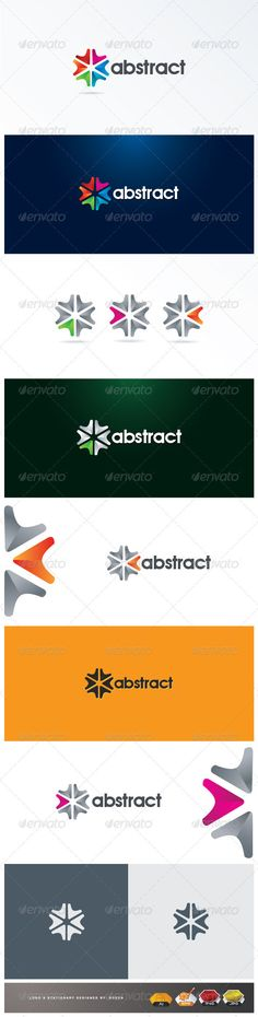 Buy Abstract logo by rodendushi on GraphicRiver. This is a multi-use logo. Unique Logo, Modern Logo, Logo Design Template, Logo Templates, Logo Design Services, Branding Design, Logo Abstrait, Restaurant Logo, City Logo