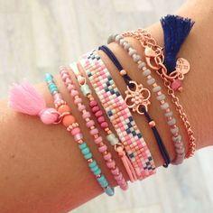 Bracelets | ✦ www.mint15.nl