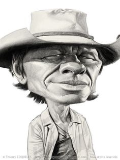 Charles Bronson by Thierry Coquelet