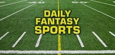 Daily Fantasy Sports bald in Europa? Concept Meaning, Daily Fantasy, Sports Picks, Nfl Season, Baseball Field, Soccer, Learning, Casino Party, Malta