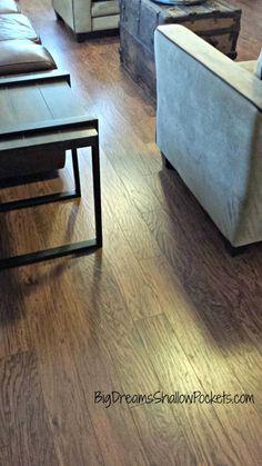 Heritage Hickory Handscraped - Pergo Laminate Flooring