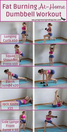 Fat burning workout workout with dumbbells full body workout at home workout workout for women burn fat fast how to get toned body toning workout toned arms toned legs Fitness Workouts, Abs Workout Routines, Toning Workouts, Fat Workout, Weight Lifting Workouts, Ab Workout With Dumbells, Dumbell Full Body Workout, Ab Workouts With Weights, Leg Toner Workout