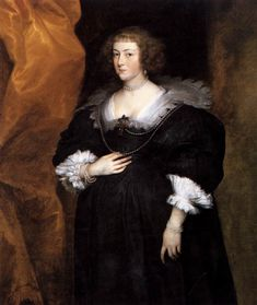 The Athenaeum - Portrait of a Lady (Anthony van Dyck - )