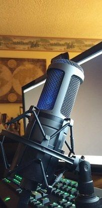 A microphone shock mount ($9) will reduce any vibration your mic will pick up. Live near a train? You're gonna probably need one. | 23 Things Every Twitch Streamer Needs