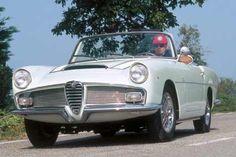 Alfa Romeo 1900 Spider by Ghia (1958)