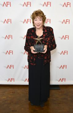 Shirley MacLaine being honored by AFI Lifetime Achievement