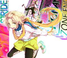 Prince of Stride - Kohinata Hozumi (& Hasekura Heath) by 麦人 (むぎんちゅ) on pixiv