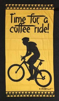 #coffeefibresport Mountainbike Duffle Bags, Athlete