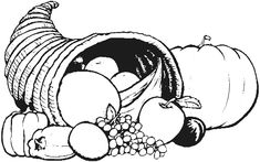 Thanksgiving Coloring Page - Print Thanksgiving pictures to color at AllKidsNetwork.com