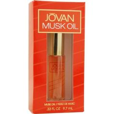 Jovan Musk Women's .33-ounce Perfume Oil, Size Up To 1 Oz.