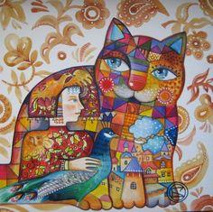 Katusha by oxana zaika | ArtWanted.com