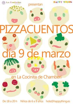 pizzacuentos. pizzatales. hand made children books