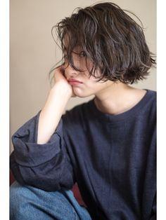 【モテヘア】秋も大人気!!大人可愛いボブスタイル♡ - curet [キュレット]