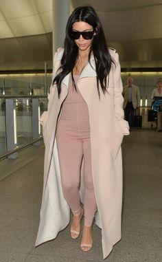 Kim 4 months pregnant