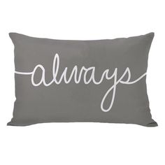 Always Pillow...@Jenny Harris    FOR YOU!!!!