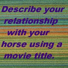 Spirit (the animated movie). Funny Horses, Equestrian Problems, Movie Titles, Describe Yourself, Wisdom, Relationship, Good Things, Movies, Spirit