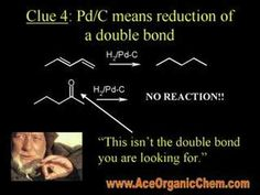 Organic Chemistry reactions - 7 clues from Obi Wan
