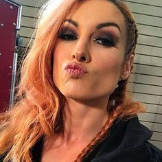 I love Becky so much 😍😍😍 Wrestling Divas, Women's Wrestling, Becky Lynch, Becky Wwe, Nxt Divas, Total Divas, Rebecca Quin, Wwe Girls, Wwe Ladies
