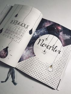 November - Mache El Selbst - Do it Your Own - 2018 Bullet Journal Novembre, Bullet Journal 2019, Bullet Journal Notebook, Bullet Journal School, Bullet Journal Spread, Bullet Journal Layout, Bullet Journal Inspiration, Bullet Journal Aesthetic, Planner