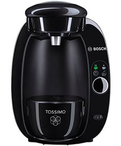 Bosch TAS2002UC8 Tassimo T20 Beverage System and Coffee Brewer ** Want additional info? Click on the image.