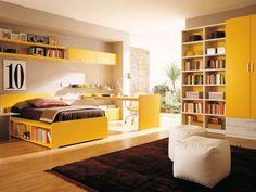 zalf teen room furniture design in 25 Room Design Ideas for Teenage Girls Teen Room Designs, Teenage Girl Bedroom Designs, Teenage Room, Teenage Girl Bedrooms, Girls Bedroom, Bedroom Chest, Bedroom Dressers, Bed Designs, Blue Bedroom