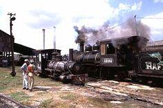 世界の蒸気機関車<キューバ(600番代)>