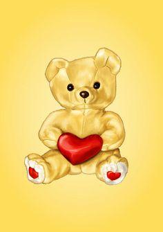 Cute Teddy Bear Hypnotist | By Boriana Giormova