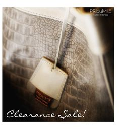 Clearance Sale! Grab it fast Ladies..