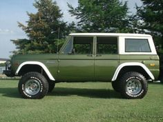50 Super Ideas For Classic Truck 4 Door 4 Door Bronco, Old Ford Bronco, Bronco Truck, Early Bronco, Old Ford Trucks, Ford 4x4, Classic Chevy Trucks, Lifted Trucks, Diesel Trucks