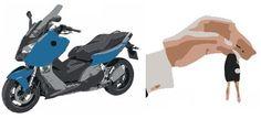 moto pret avec facet