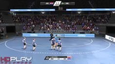 IHF Handball Challenge 14 Gameplay   A Handball Game, Really All for video games tous por le jeux video http://playsthegames.wix.com/games