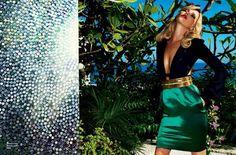 Testino & Moss for Vogue Brasil