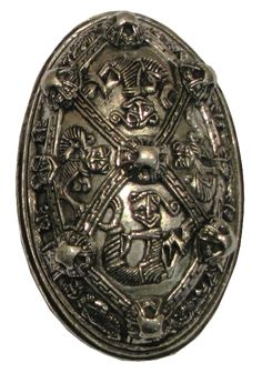 Viking tortoise Brooch- These might be the next set I want....