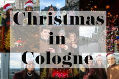 The Christmas markets in Cologne, Germany are INSANE! Check out which ones you should visit and when!