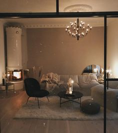 Home Decoration Art .Home Decoration Art Dream Home Design, Home Interior Design, Interior Architecture, House Design, Home Living Room, Living Room Decor, Living Room Modern, Aesthetic Rooms, My New Room