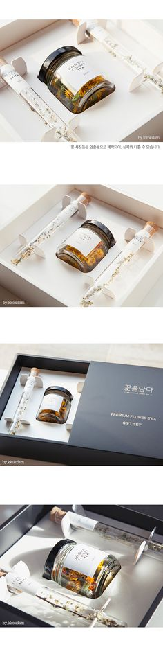 텐바이텐 10X10 : [꽃을담다]티스틱-꽃차(미니)세트