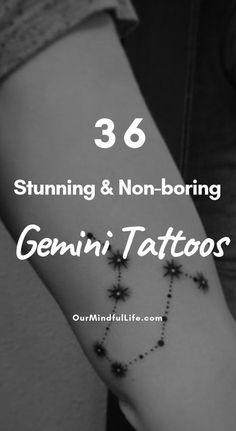 Tattoo ideas/ astrology/gemini symbol/gemini girl/gemini female/gemini aesthetics/ tattoo for woman/meaningful tattoo/unique tattoo/small tattoo/ tiny Gemini Sign Tattoo, Gemini Zodiac Tattoos, Gemini Symbol, Gemini Art, Gemini Tattoo Designs, Astrology Tattoo, Horoscope Tattoos, Zodiac Signs Gemini, Gemini Woman