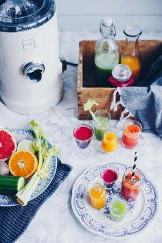 Gör din egen juice med Novis Vita juicer #1
