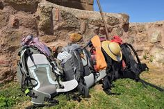 Check out backpacking of pilgrims by jcfmorata - Photography on Creative Market